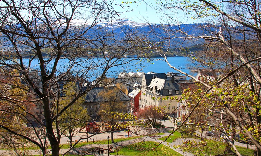 Campings in West-Noorwegen