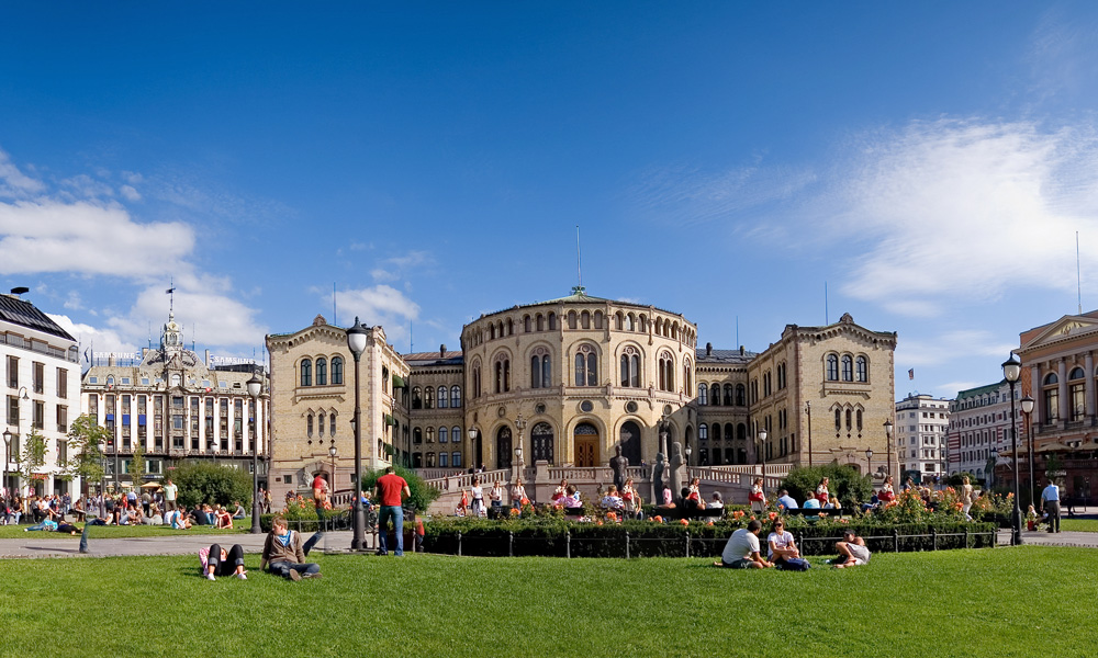 Campsites in Oslo