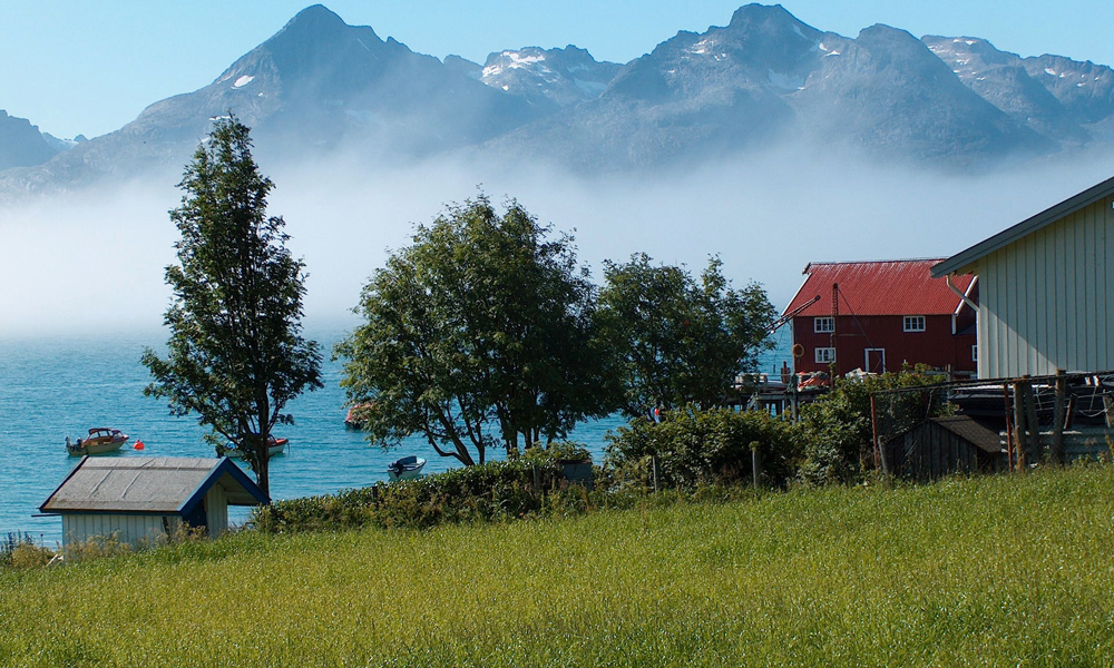 Campsites in Troms and Finnmark