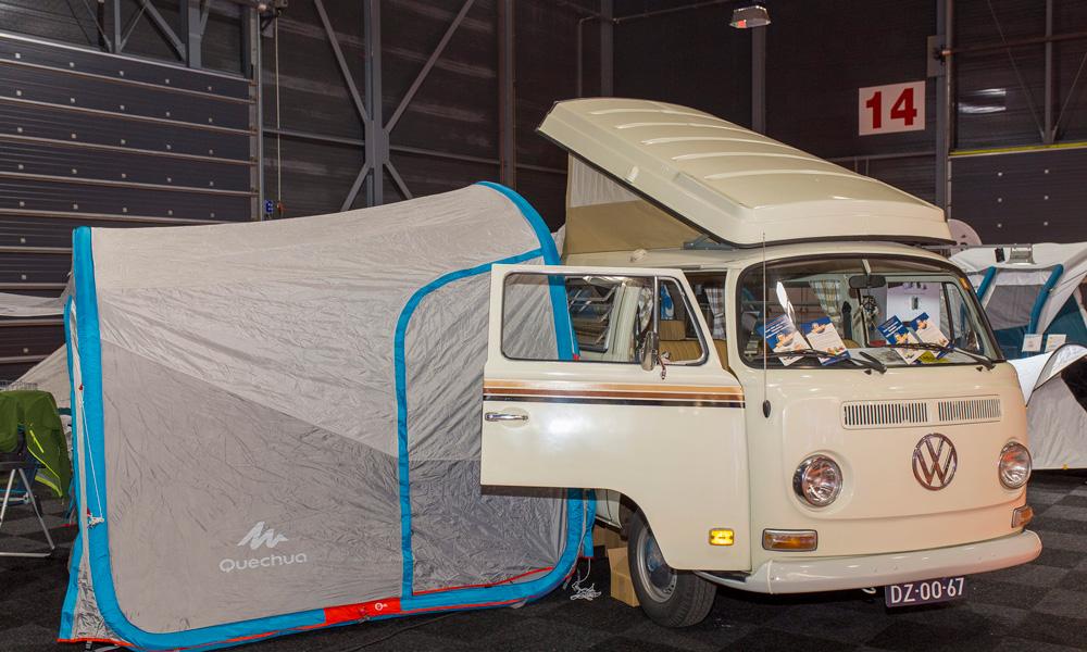 Je kunt ook je eigen camper bouwen: dan heb je geen productieproblemen