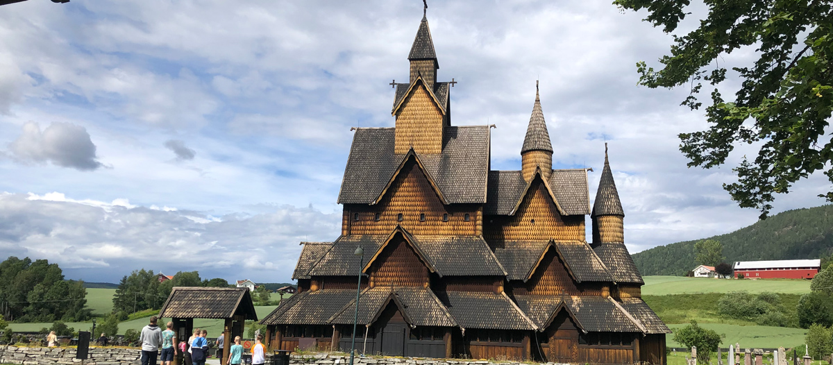 Heddal Stave Church - Norway's largest stave church