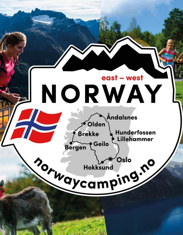 Norway East West - logo