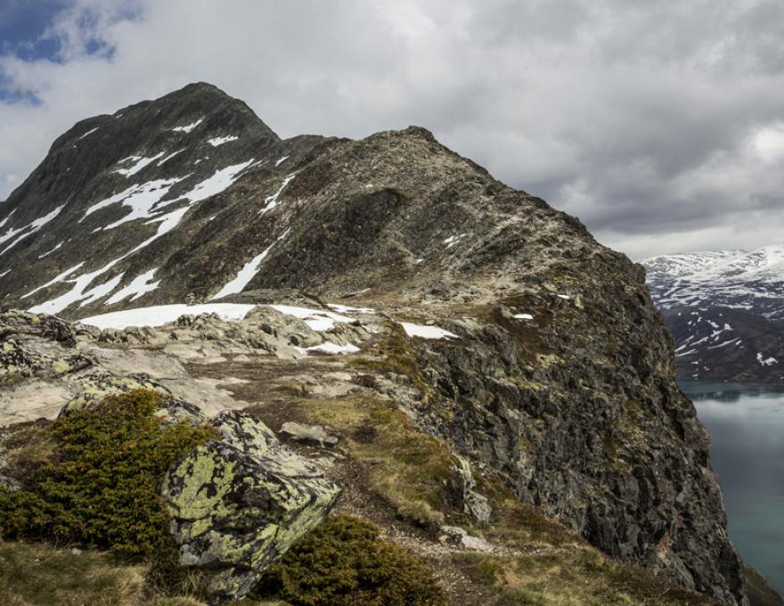 Besseggen - Een fantastische wandeling in Jotunheimen