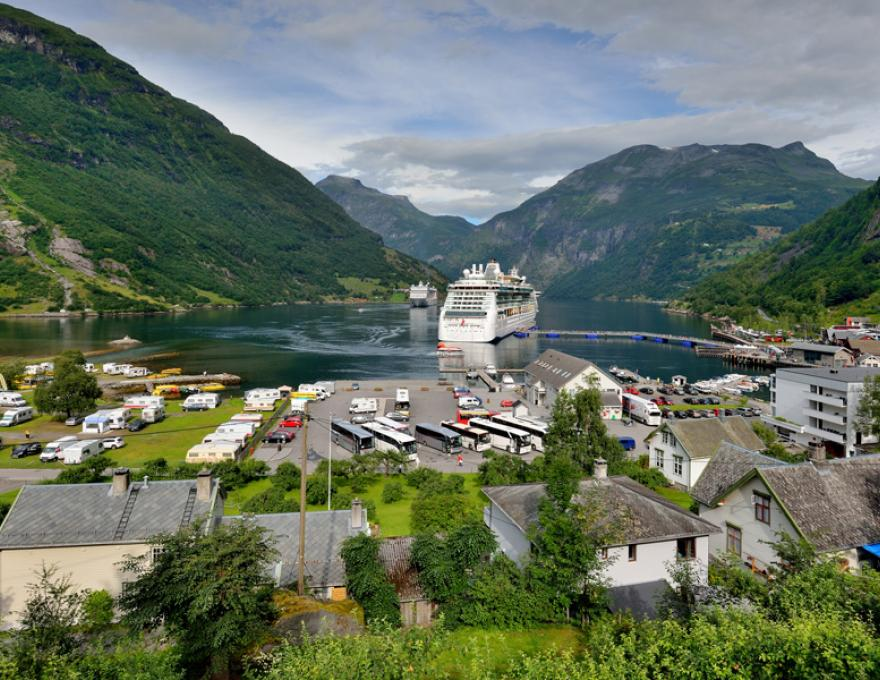 Geirangerfjord and the Hjørundfjord - The world's most beautiful fjords?
