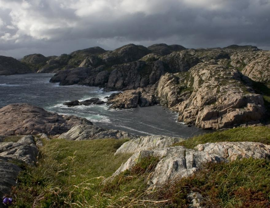 Lindesnes - Norway's southernmost point in mainland