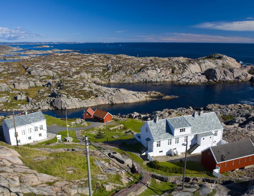 Lindesnes - Norwegens südlichste Punkt auf dem Festland