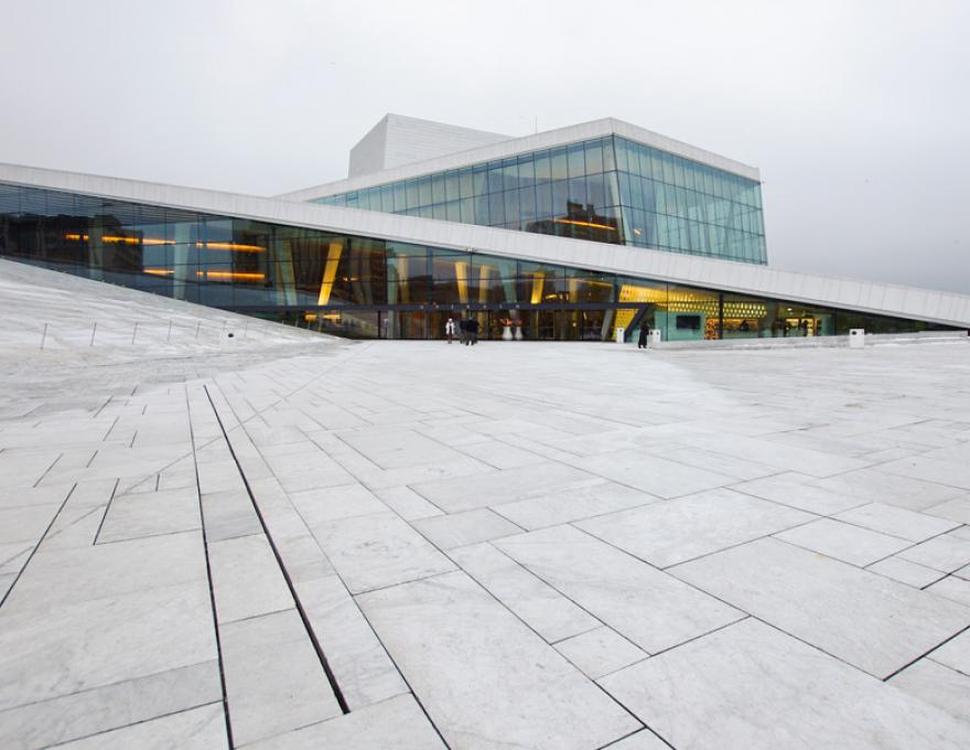 Oslo - Norway's vibrant capital