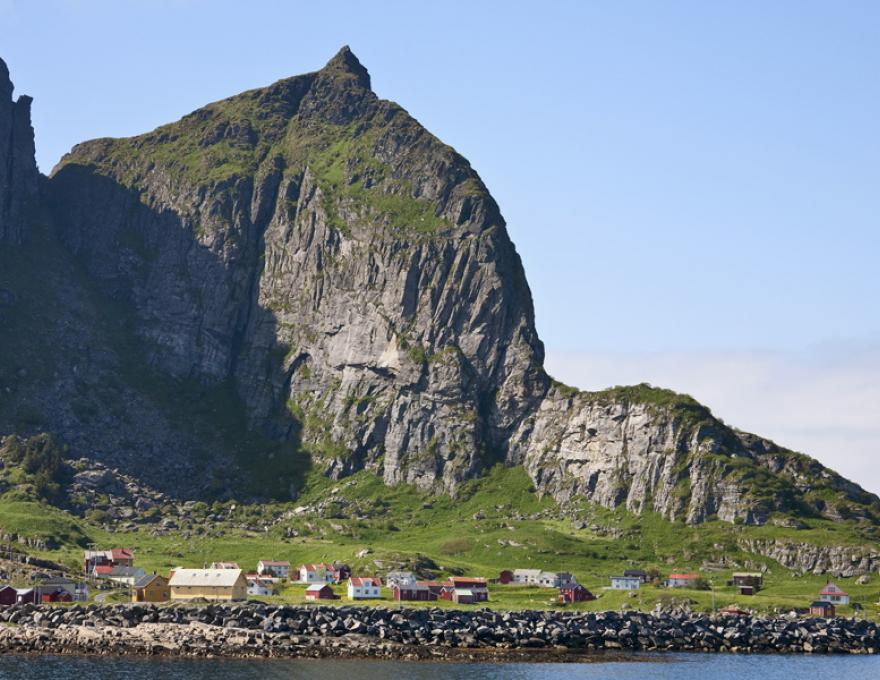 Herøy, Dønna, Lovund, Lurøy and Træna