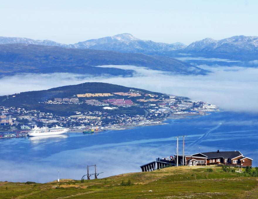 Tromso - Willkommen in Paris des Nordens