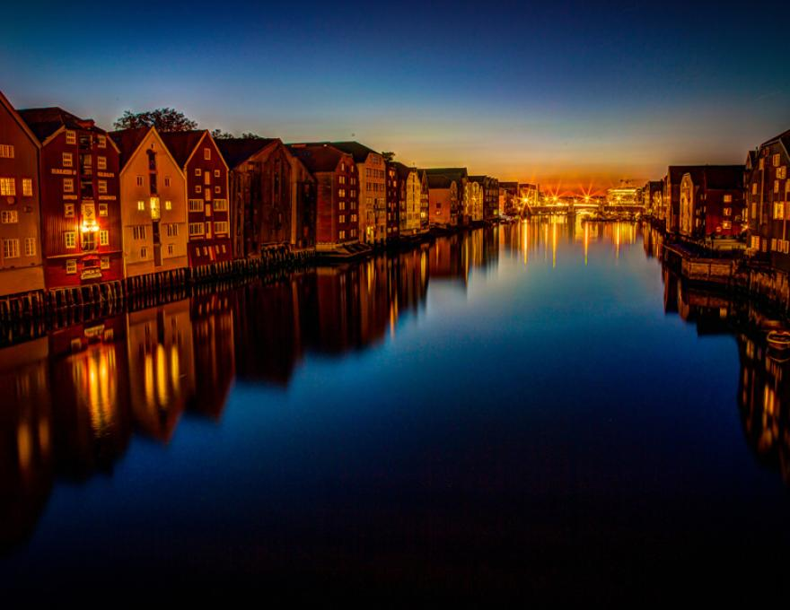 Trondheim - Norway's first capital