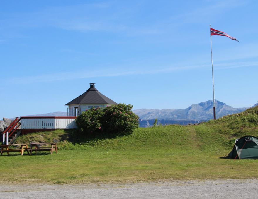 Vega Archipelago - Eider, Wit en een prachtig landschap!