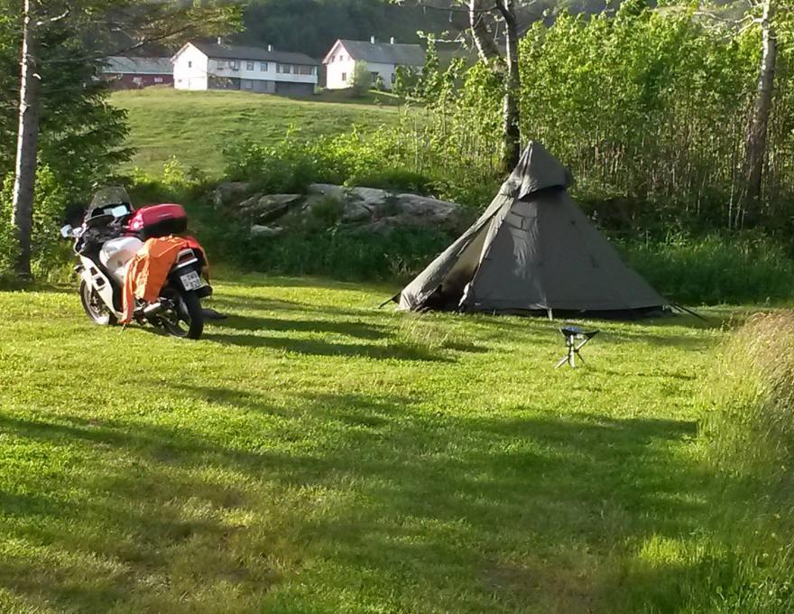 © Birkeland Camping