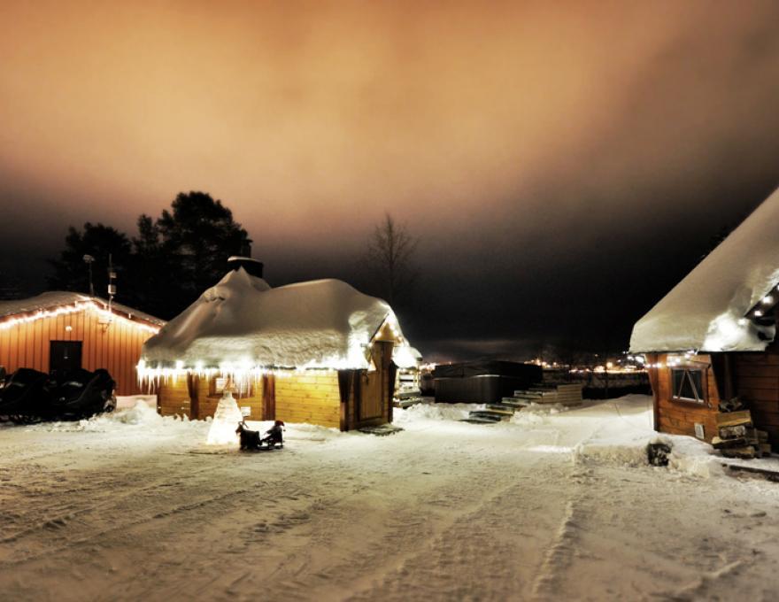 © Karasjok Camping