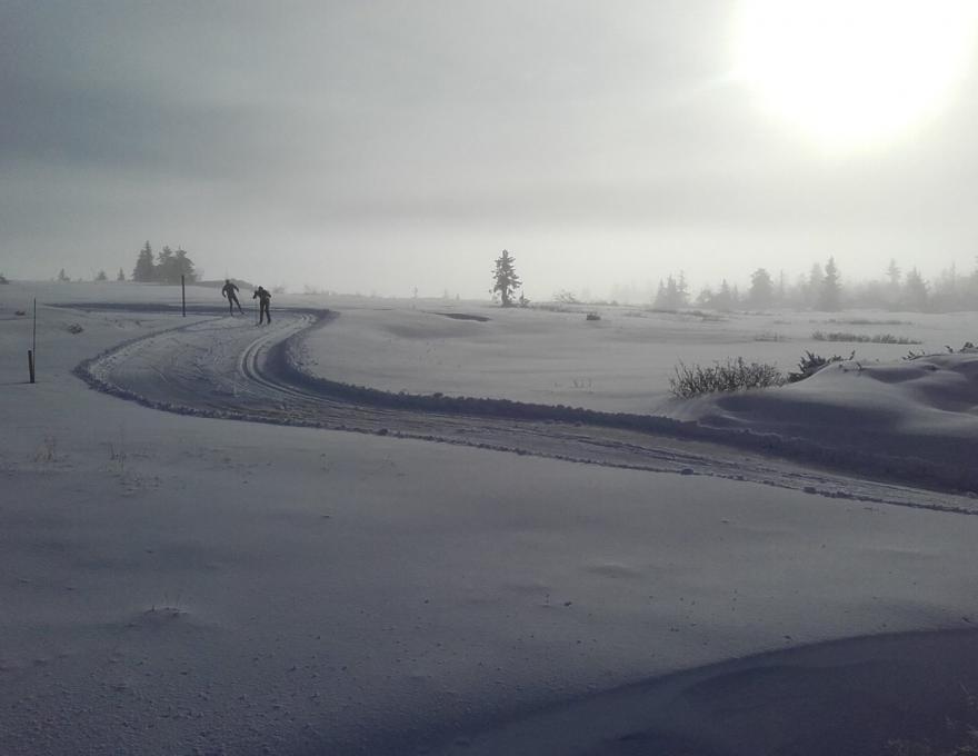 © Camp Sjusjøen