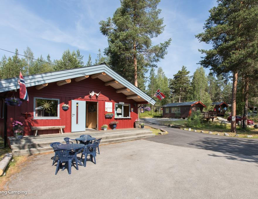 © Koppang Camping en Cabin Rental