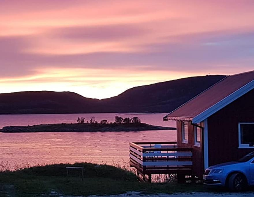 © Offersøy Camping