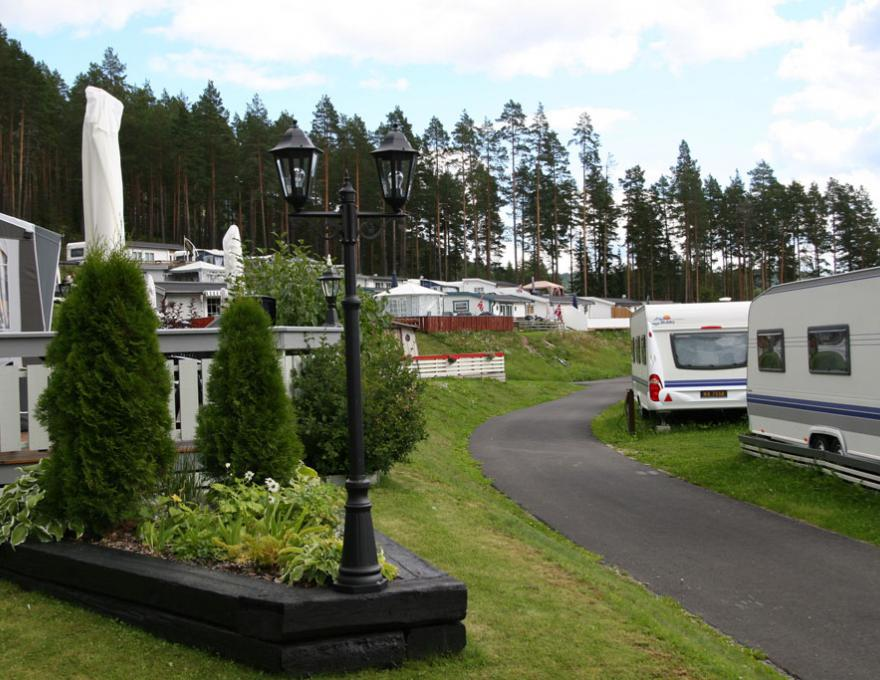 Aurdal Fjord Camping and Cabins