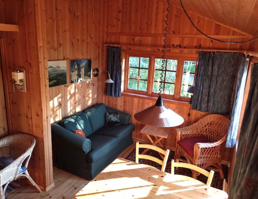 Cottage 1 © Fossumsanden Camping