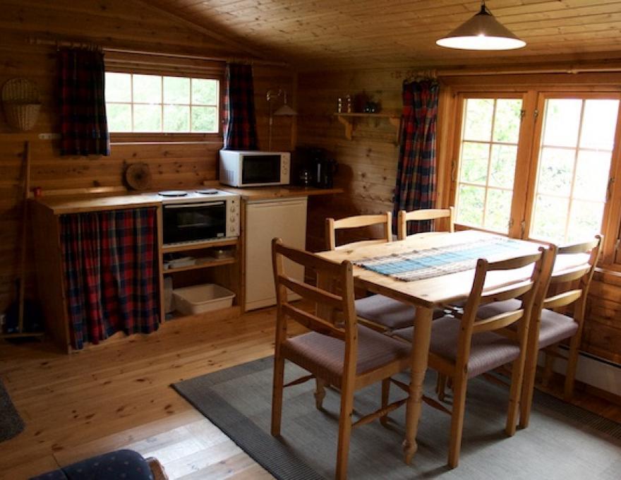 Cottage 7 © Fossumsanden Camping