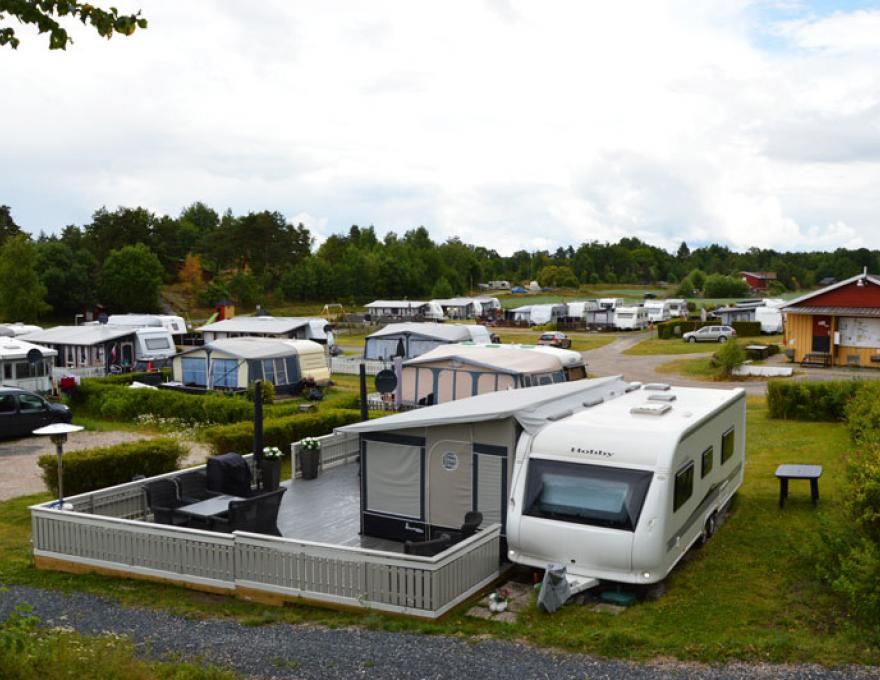 © Kjærringholmen family camping