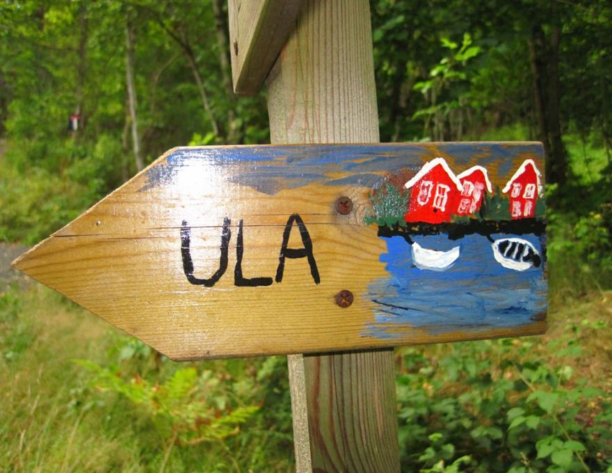 © Ula Camping and swimming beaches
