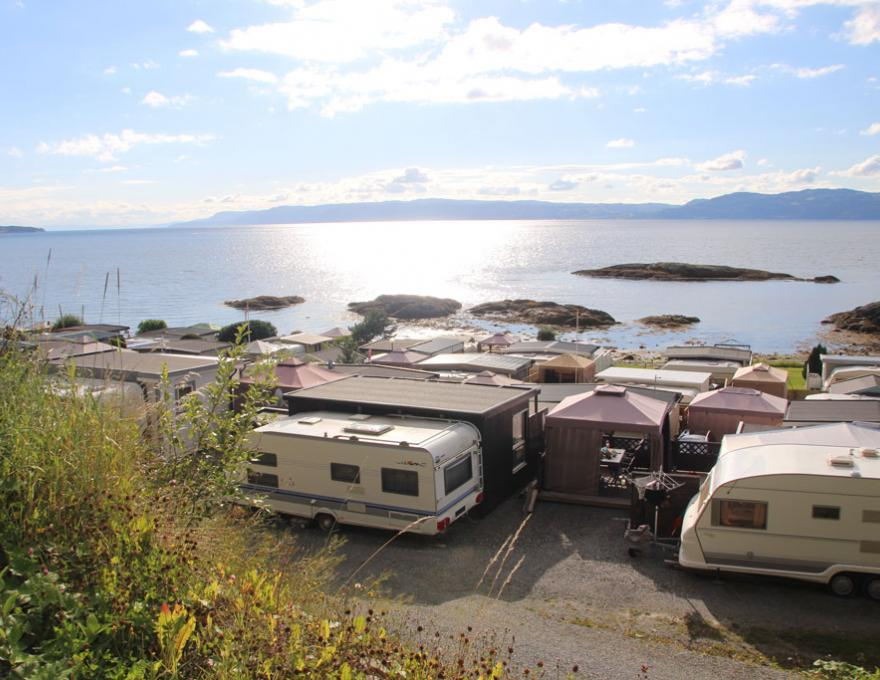 © Åsholmen Camping