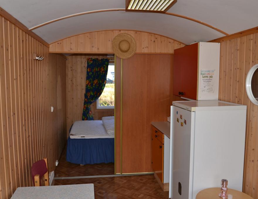 © Alta River Camping en appartement