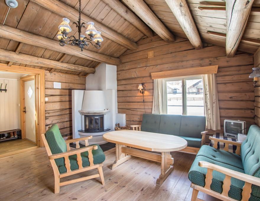 Sand lodge © Bessheim Mountain Lodge and Cottages