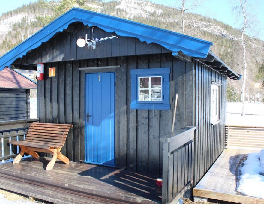 cabin 1 © Bøen Camping & Kafe