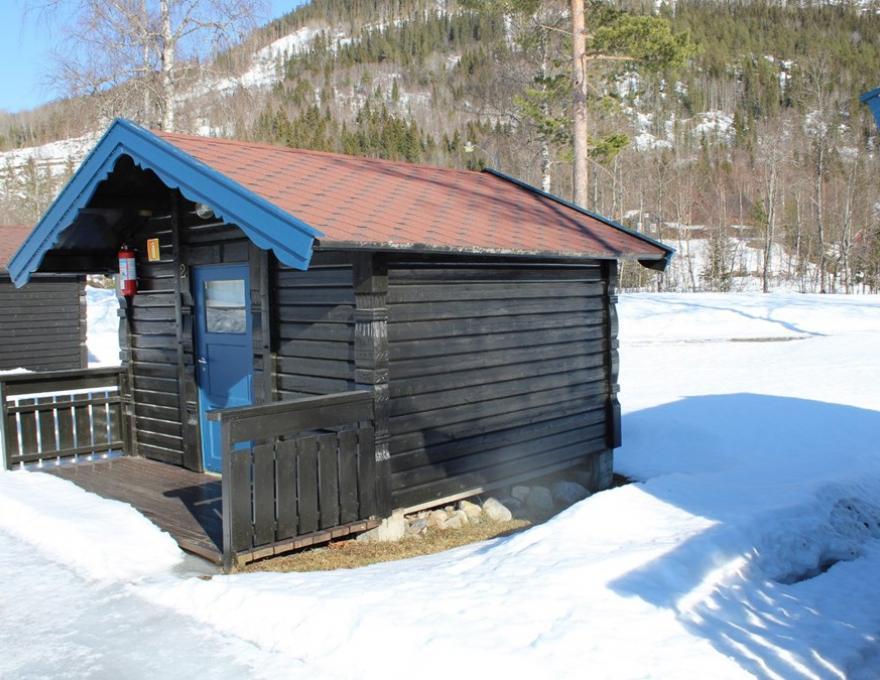 cabin 2 © Bøen Camping & Kafe