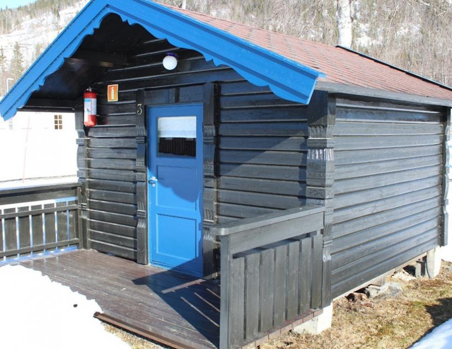 cabin 3 © Bøen Camping & Kafe