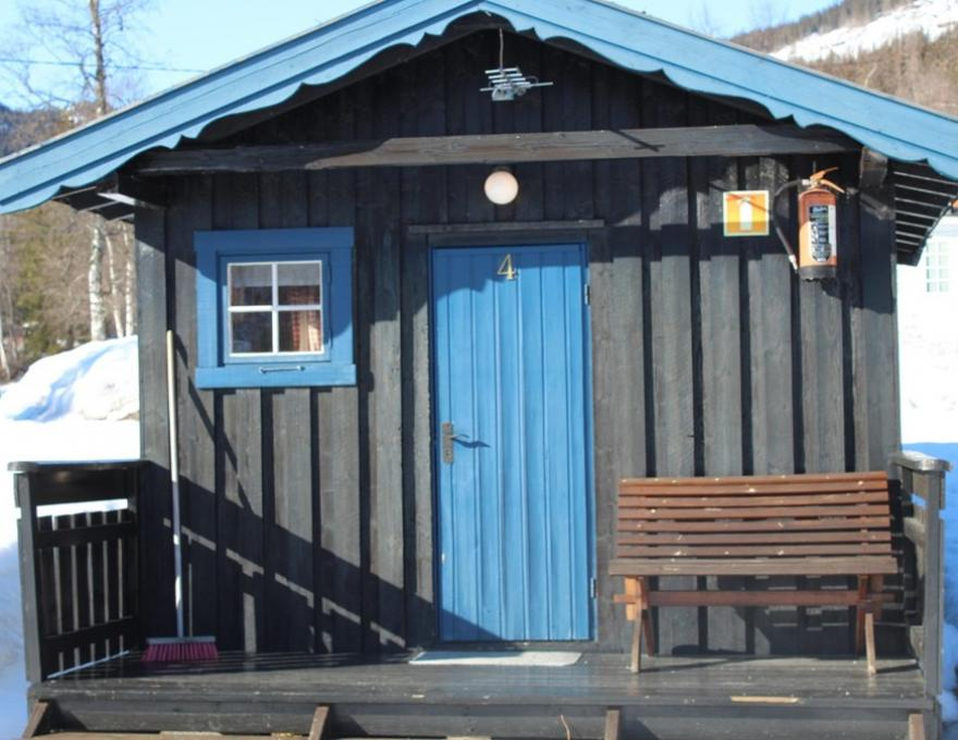 cabin 4 © Bøen Camping & Kafe