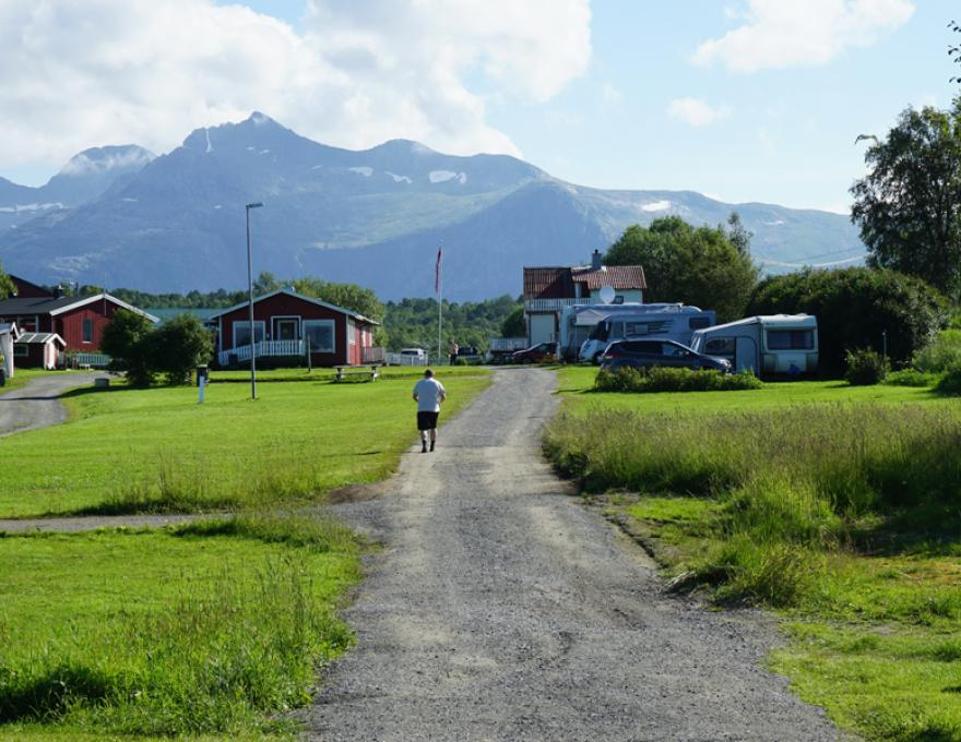 © Camp Saltstraumen - Elvegård