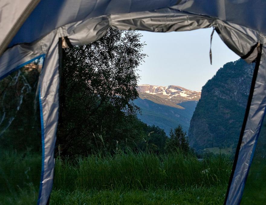 © Flåm Camping and Vandrarheim