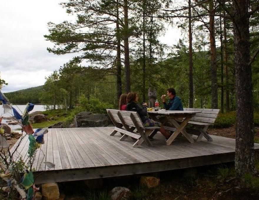 © Fossumsanden Camping