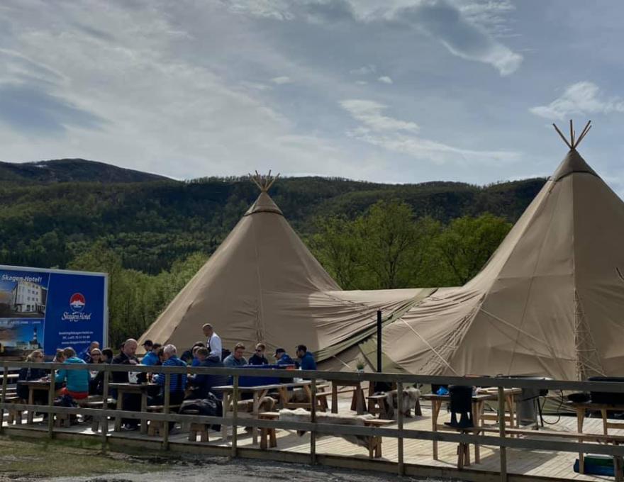 Pluscamp Geitvågen swimming & camping