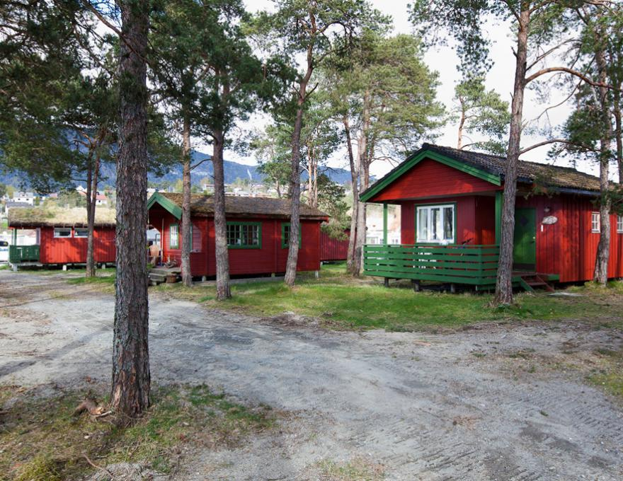 © Gloppen Camping and Recreation Center