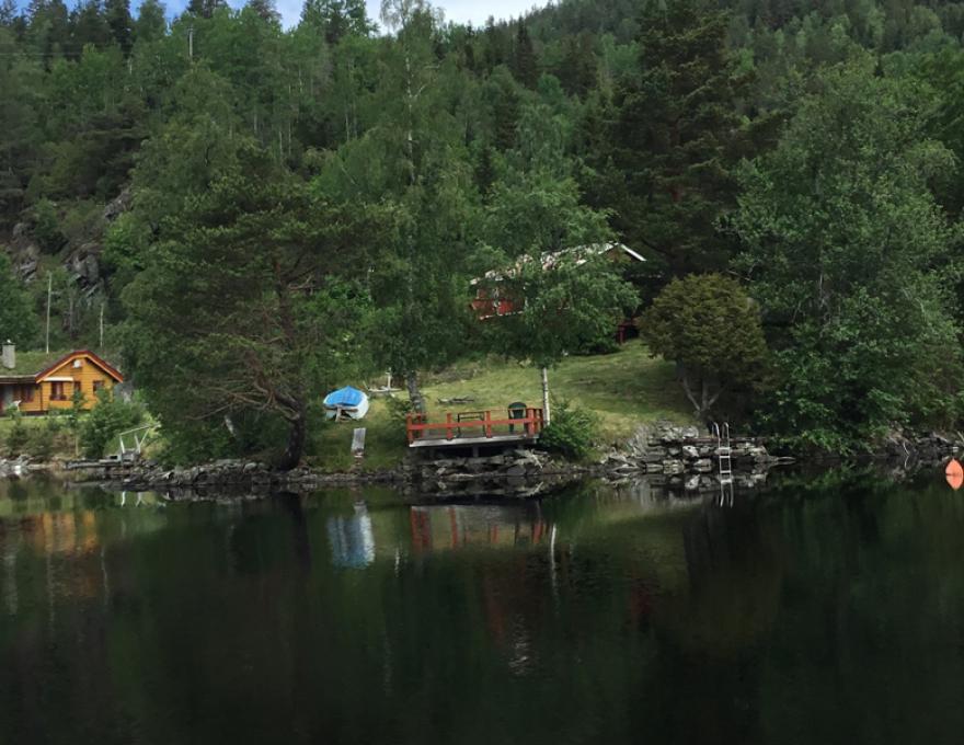 © Hegelandsodden Hütten und Camping