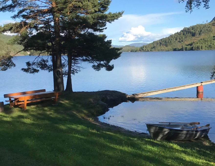 © Hegelandsodden Cabins and Camping