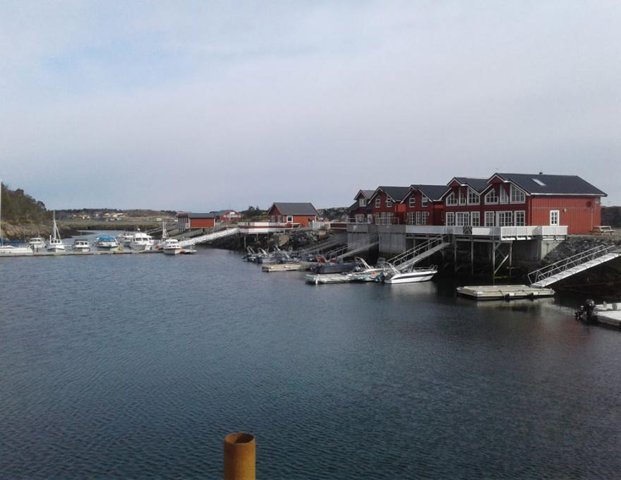 © Igerøy Guest Harbor and Camping