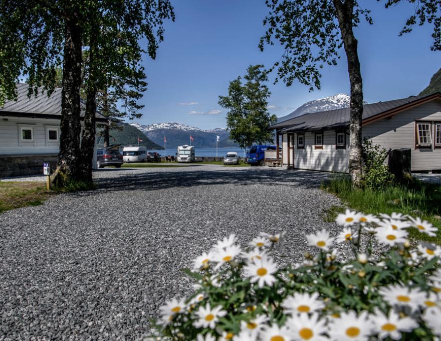 © Kinsarvik Camping