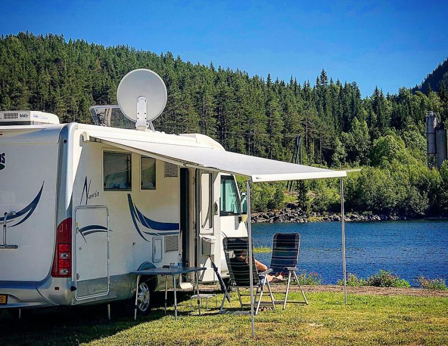 © Leira Camping en Cabin Centre
