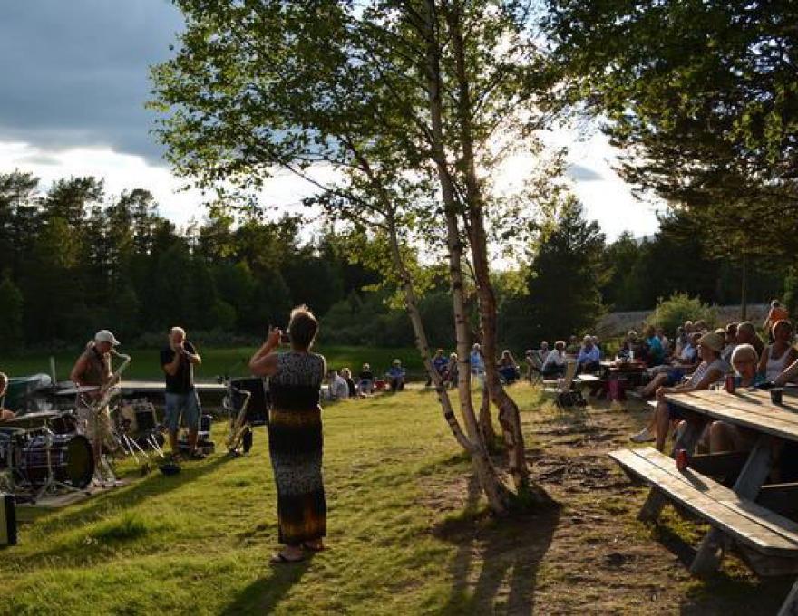 © Lesjaskogsvatnet Camping