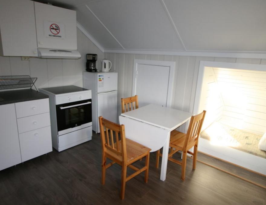 Appartement 4 © Lillehammer Camping