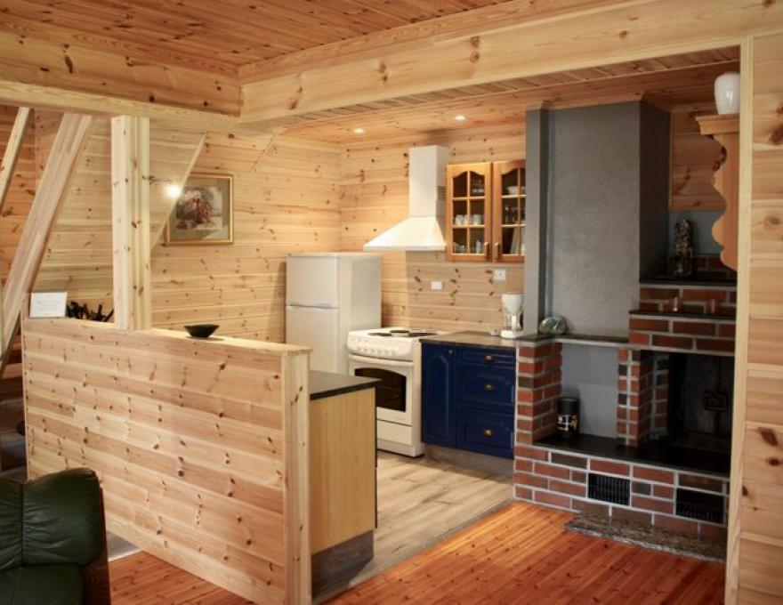 Instestova rental © Melkevoll Bretun Camping