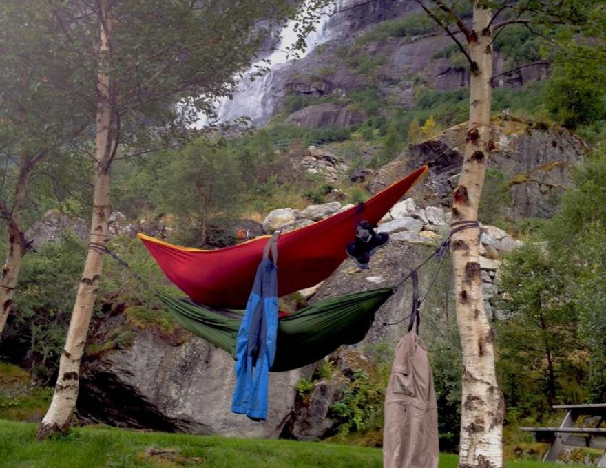 © Melkevoll Bretun Camping