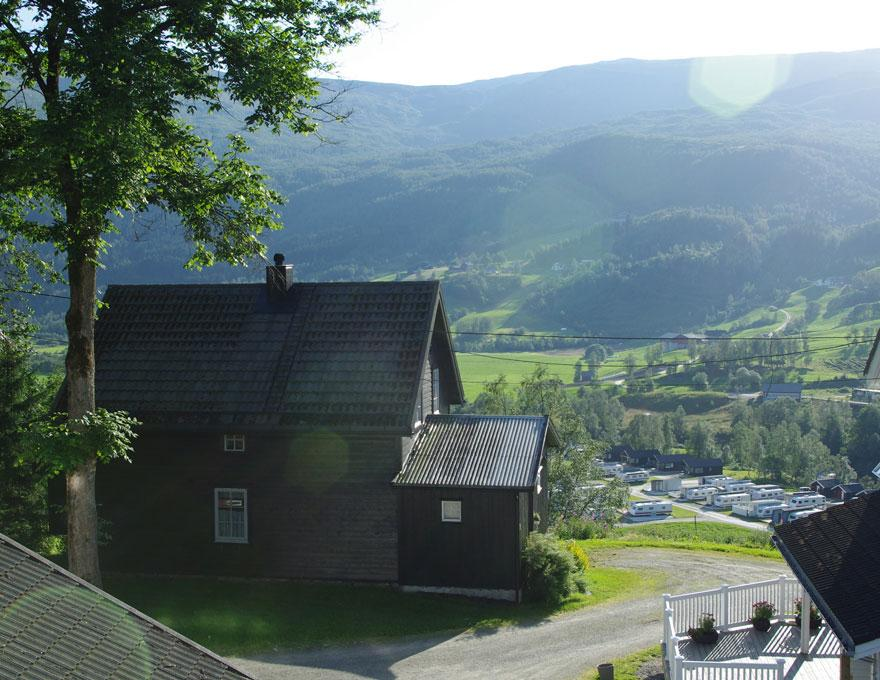 Huis © Myrkdalen Camping