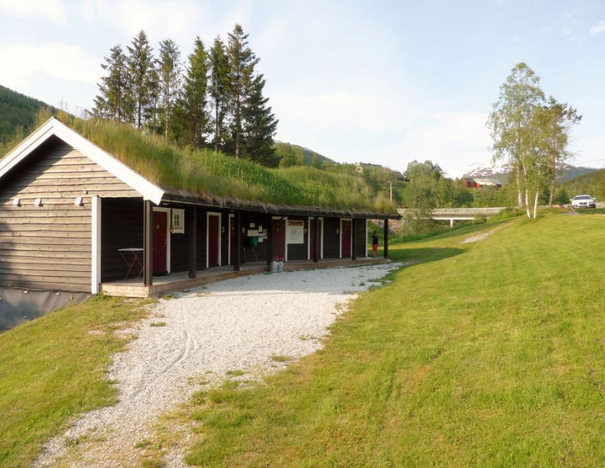 © Myrkdalen Camping