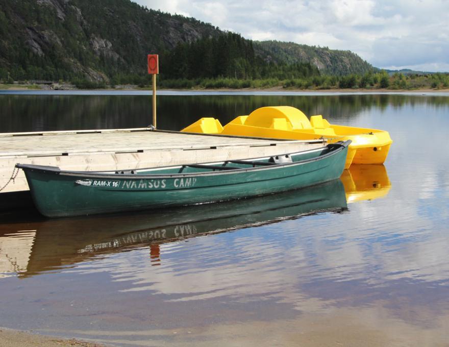© Pluscamp Namsos Camping