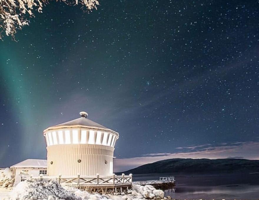 © Norwegian Wild / Camp Tranøybotn